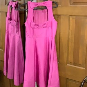 Kate Spade double bow back dress
